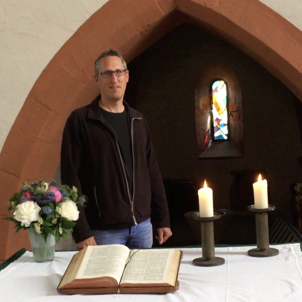 Konfirmation Grußwort Kirchengemeinderat